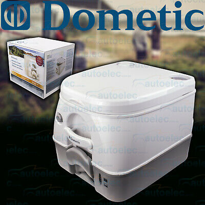 Dometic Portable Flush Toilet Potty Potti Outdoor Camp Camping Caravan Boat 972