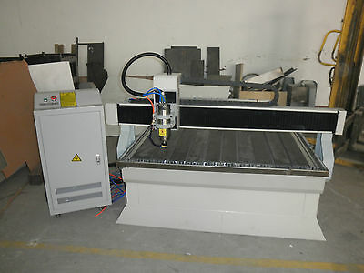 CNC Router Panther 1212C with Vacuum Table