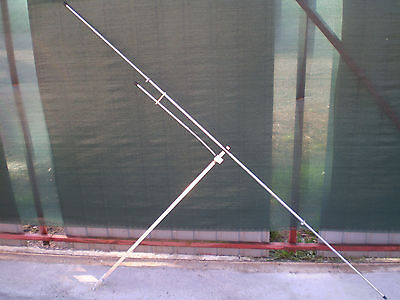 Base antenna dipole for 4m gamma 70.2Mhz 68-72 mhz