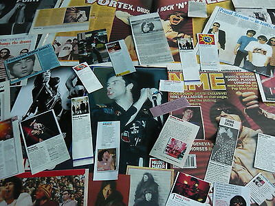 Primal Scream - Magazine Cuttings Collection (Ref M5)