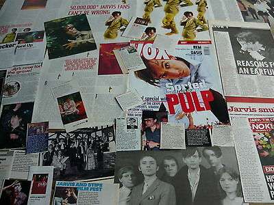 Pulp - Magazine Cuttings Collection (Ref S4)