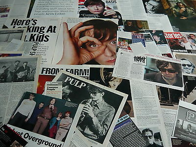 Pulp - Magazine Cuttings Collection (Ref X)