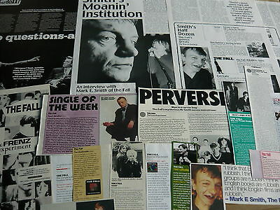 The Fall - Magazine Cuttings Collection (Ref Z15)