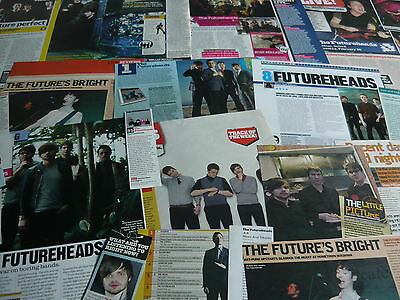 The Futureheads - Magazine Cuttings Collection (Ref S17)