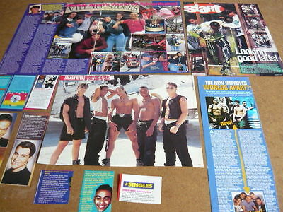 Worlds Apart - Magazine Cuttings Collection