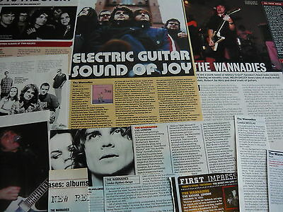 The Wannadies - Magazine Cuttings Collection (Ref 2A)