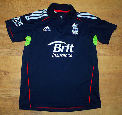 adidas England Cricket Shirt (For age 14)