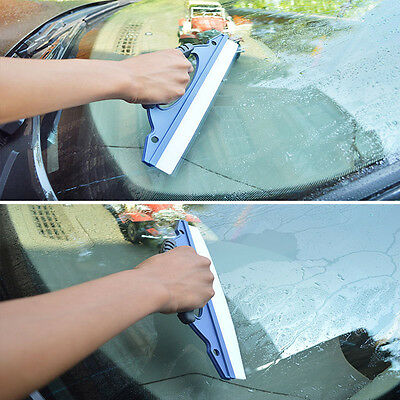 Silicone Auto Car Window Water Wash Cleaner Wiper Squeegee Drying Blade