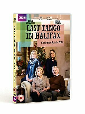 Last Tango in Halifax: Christmas Special 2016 [DVD]