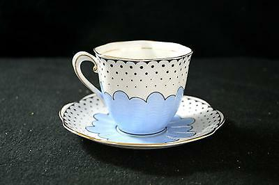 Royal Albert Crown China Cup & Saucer -Wanda - England