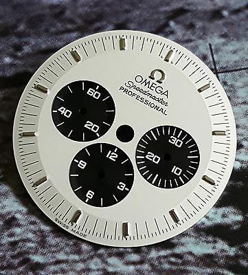 New 3570.31 Omega Speedmaster Mitsukoshi Panda Dial Limited Edition Moon Watch