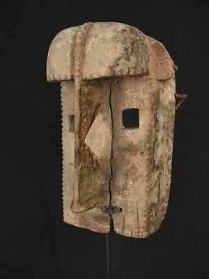 Rare Old Zoomorphic Dogon Dance Mask, Mali