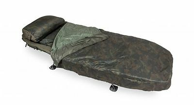 Nash Tackle NEW Indulgence SS4 Summer Bedchair Protection Shroud Cover - T9422