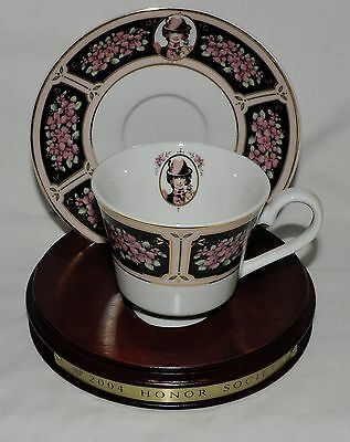 2004 Avon Honor Society Cup And Saucer