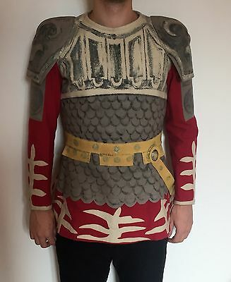 Rare Original Vintage Royal Opera House Roman Soldier Outfit - from The Firebird