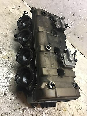2004-05 KAWASAKI ZX10R ZX10 CYLINDER HEAD WITH CAMS Camshaft Valves