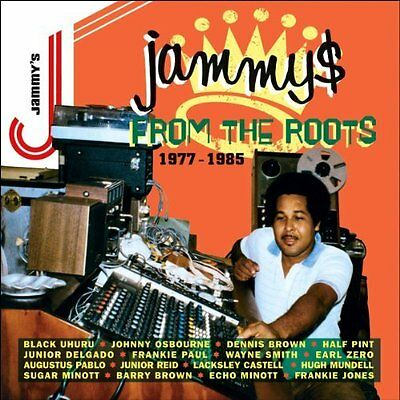 Various Artists-Jammy's from the Roots 1977-1985  VINYL NEW