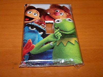 The Muppets Light Switch Plate