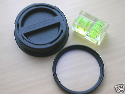 Hasselblad xpan rear lens cap spirit level filter x pan 30mm 45mm 90mm cover