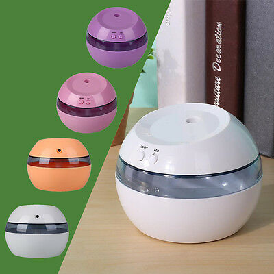 Practical LED Aroma Aromatherapy Electric Diffuser Humidifier Mist-Maker