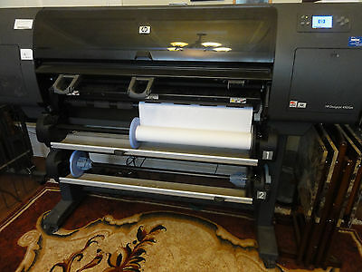 "HP DesignJet 4500ps 42"" Large‑Format Color Inkjet Printer"