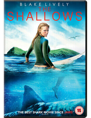 The Shallows DVD (2016) Blake Lively
