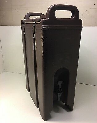 5 Gal Cambro Insulated Beverage Dispenser LCD-500 Catering Party Portable NSF