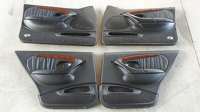 Leather door trims for AU Ford Falcon XR6 XR8 Fairlane Fairmont