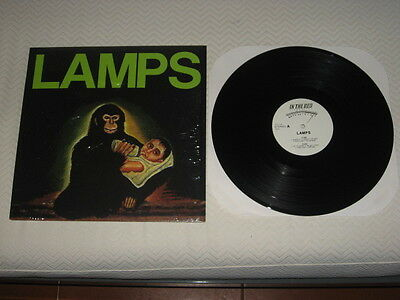 Lamps: S/t (Lp)  In The Red