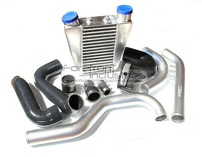 Navara D22 ZD30  - Full turbo Intercooler Kit forefront 3.0l WINCH compatible