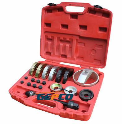 Tool Set for Compact Wheel hubs - Wheel bearing Units in VAG PKW 62m 66mm 72mm
