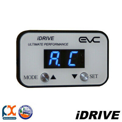 Idrive Windbooster Throttle Control - Ford Ranger Px Mkii 2015-On