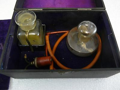 Medical Set Thermocautere(Thermal Cautery) du Dr. Paquelin 1890's