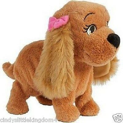 New Club Petz Kids Lucy Animated Dog Plush Toy Voice & Sound Playset