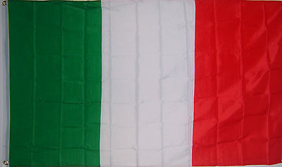 Italy National Flag 2' X 3' Banner