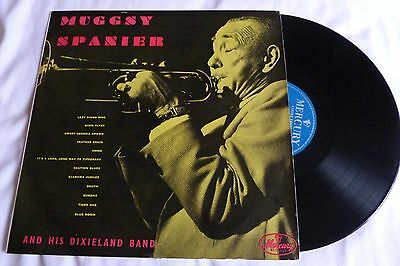Muggsy Spanier And His Dixieland Band -Lp Record -Mercury Mpl 6516 - Immaculate!
