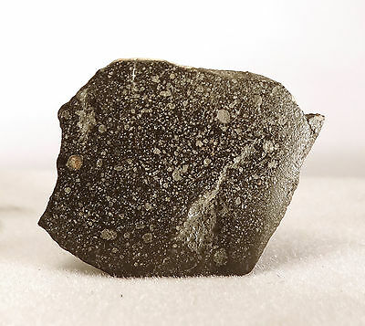 Unique meteorite, NWA10574 classified CM2, now CO3, paired NWA10580, 4.7g endcut