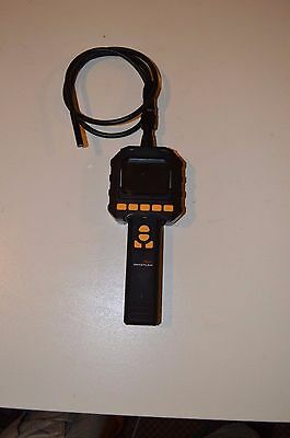 USED  Whistler Diagnostic Inspection Camera Video Recording WIC960S WIC-960S
