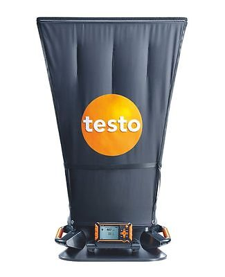 Testo 420 (400563 4200) Flow Hood. Includes Case and NIST Certificate