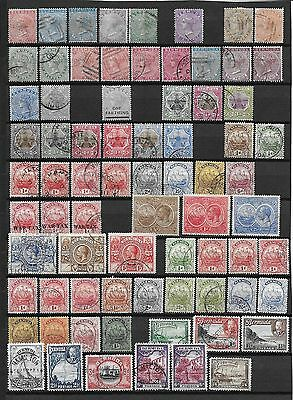 Bermuda  Collection Of Used 1865/1936 Between Sg 2 & Sg 106   Good/fine