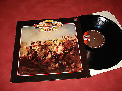 BAND OF THE LIFE GUARDS The music of Abba LP POP BRASS
