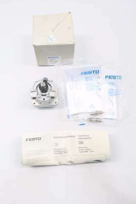 New Festo Dsm-16-270-P-Fw-Cc 16Mm Rotary Actuator Pneumatic Cylinder D549499