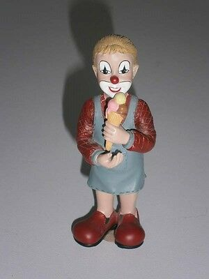 Gilde Clown - Comedy Collection - Vanilly 35020 - Mädchen mit Eis - 10 cm