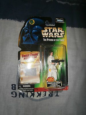 Kenner Collection 1 Figurine Star Wars Power Of The Force Princess Leia Organa