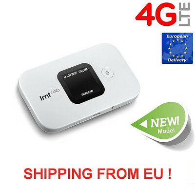 Nuovo Huawei E5577   4G LTE WiFi Hotspot Router bis 150 Mbits