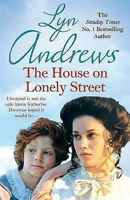 The House on Lonely Street by Lyn Andrews, Book, New (Paperback, 2016)