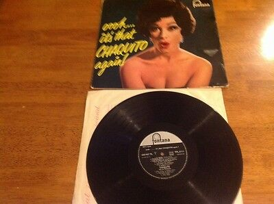 Chaquito And His Orch. - Oooh... It's That Chaquito Again Lp -Fontana Tfl.5111