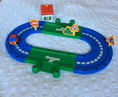 Track And Car Set ~ Toddler Pre School Toys
