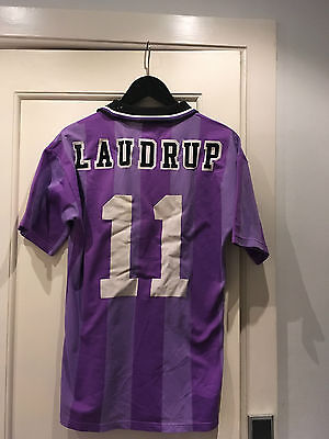 Glasgow Rangers. Brian Laudrup jersey !!!