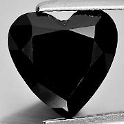 SPINEL JET BLACK 3.80Ct  MF2029 NATURAL MINED UNTREATED
